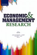 Cover for Economic and Management Research