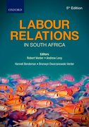 Cover for Labour Relations in South Africa 5e