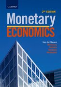 Cover for Monetary Economics in South Africa