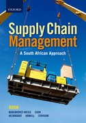 Cover for Introduction to Supply Chain Management - A Logistics Approach