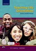 Cover for Teaching Life Orientation, Senior and FET Phases