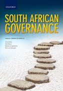 Cover for South African Governance