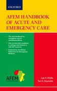 Cover for AFEM Handbook of Acute and Emergency Care