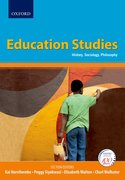 Cover for Education Studies