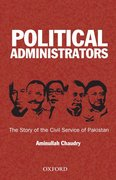 Cover for Political Administrators