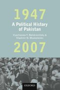 Cover for A Political History of Pakistan, 1947-2007