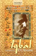 Cover for Poems from Iqbal