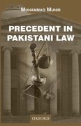 Cover for Precedent in Pakistani Law