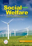 Cover for Social Welfare and Social Development