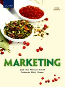 Cover for Marketing 5e