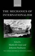 Cover for The Mechanics of Internationalism