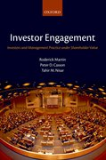 Cover for Investor Engagement