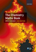 Cover for The Chemistry Maths Book