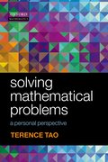 Cover for Solving Mathematical Problems