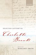 Cover for Selected Letters of Charlotte Brontë