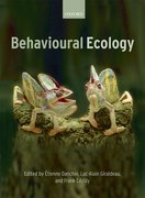 Cover for Behavioural Ecology