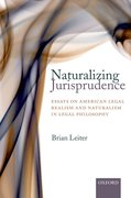 Cover for Naturalizing Jurisprudence