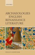 Cover for Archaeologies of English Renaissance Literature