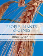 Cover for People, Plants and Genes