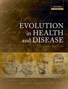 Cover for Evolution in Health and Disease