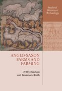 Cover for Anglo-Saxon Farms and Farming