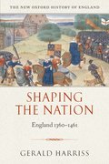 Cover for Shaping the Nation