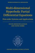 Cover for Multi-dimensional hyperbolic partial differential equations