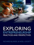 Cover for Exploring Entrepreneurship