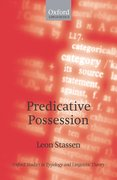 Cover for Predicative Possession