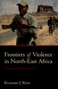 Cover for Frontiers of Violence in North-East Africa