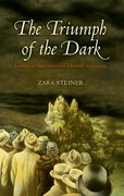 Cover for The Triumph of the Dark