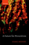 Cover for A Future for Presentism