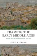 Cover for Framing the Early Middle Ages
