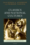 Cover for Classics and National Cultures