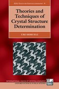 Cover for Theories and Techniques of Crystal Structure Determination