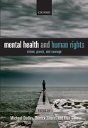 Cover for Mental Health and Human Rights