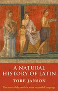 Cover for A Natural History of Latin