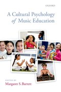 Cover for A Cultural Psychology of Music Education