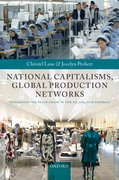 Cover for National Capitalisms, Global Production Networks