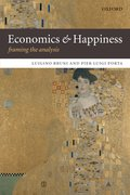 Cover for Economics and Happiness