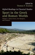 Cover for Sport in the Greek and Roman Worlds: Volume 1