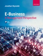 Cover for E-Business