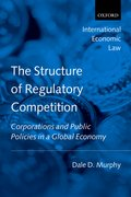 Cover for The Structure of Regulatory Competition
