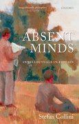 Cover for Absent Minds