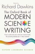 Cover for The Oxford Book of Modern Science Writing