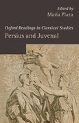 Cover for Persius and Juvenal