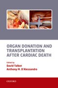 Cover for Organ Donation and Transplantation after Cardiac Death