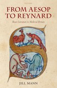Cover for From Aesop to Reynard