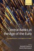 Cover for Central Banks in the Age of the Euro