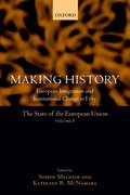 Cover for Making History